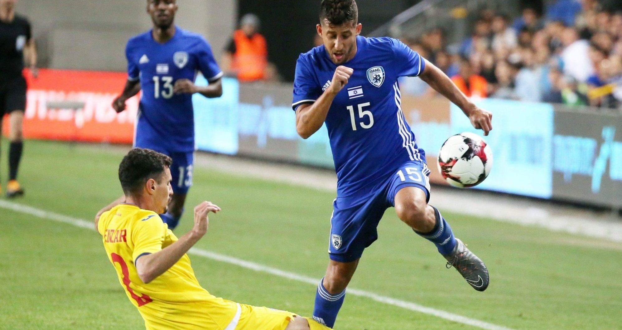הקשר דור מיכה שוחרר מסגל נבחרת ישראל עקב פציעה, אלמקייס הצעיר זומן