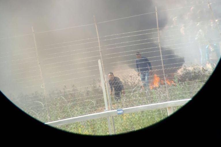דיווחים בעזה: כוחותינו ירו לעבר מחבלים שניסו לגרום נזק לגדר המערכת