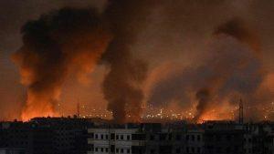 דיווחים בסוריה: כוחותינו מחיל האוויר תקפו הלילה יעדים בדרום המדינה