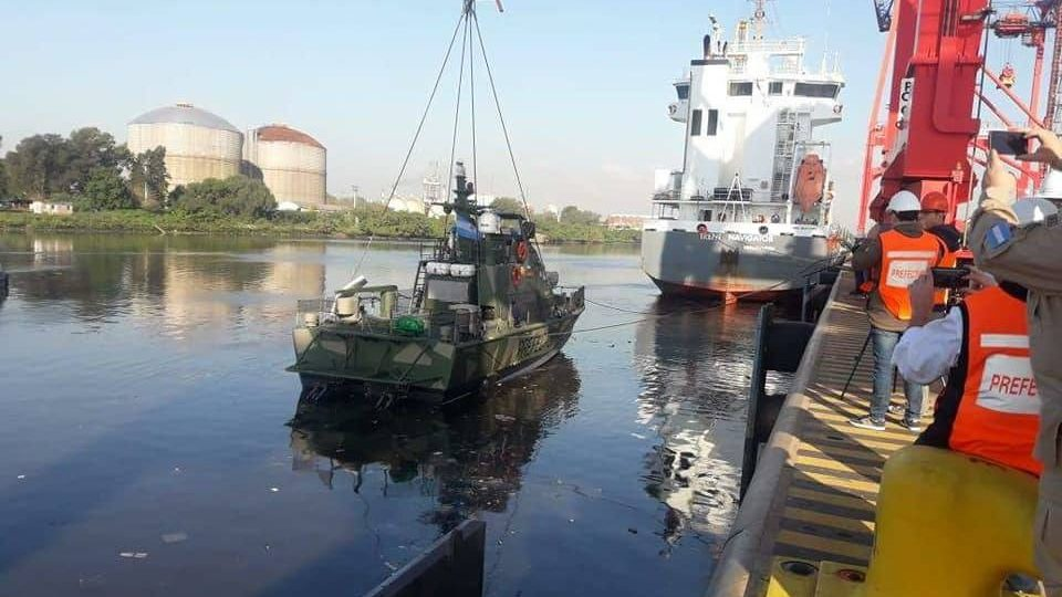 ארגנטינה: ארבע ספינות שלדג מתוצרת ישראלית נמסרו למשמר החופים המקומי