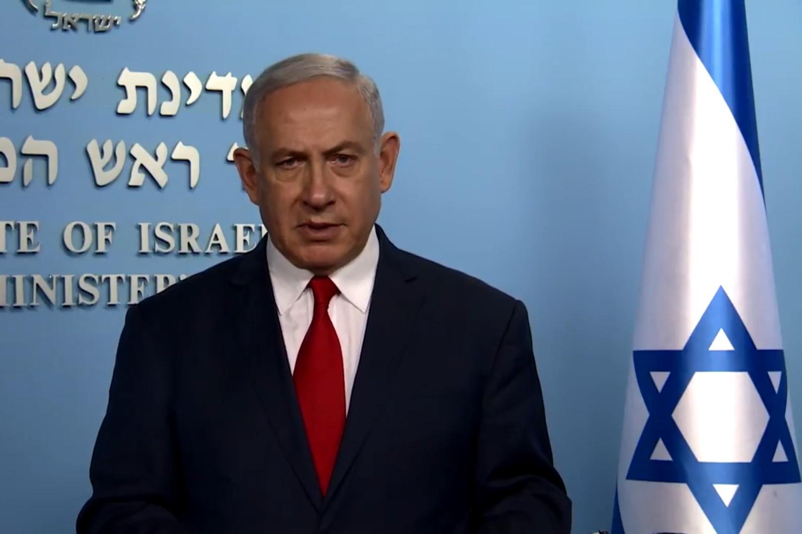"""נתניהו מאיים: """"פועלים נגד העברת נשק קטלני מסוריה ללבנון או ייצורו בלבנון"""""""