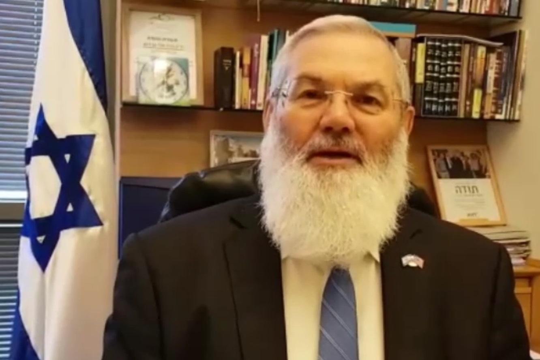 דקה לשבת ולחג עם סגן שר הביטחון הרב אלי בן דהן – פרשת במדבר