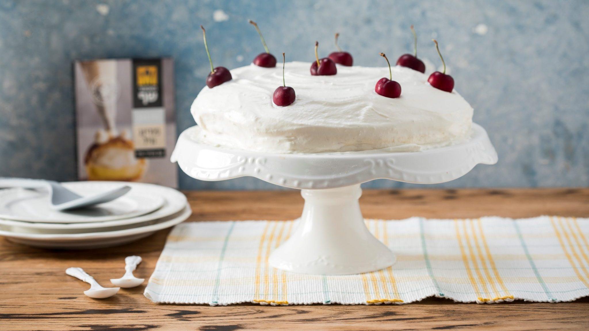 צננו את הקיץ עם עוגת גבינה קרה וטעימה להפליא