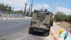 תרגיל צבאי נרחב יתקיים החל ממחר ועד לרביעי במרחב ירושלים, ענתות ומטה בנימין