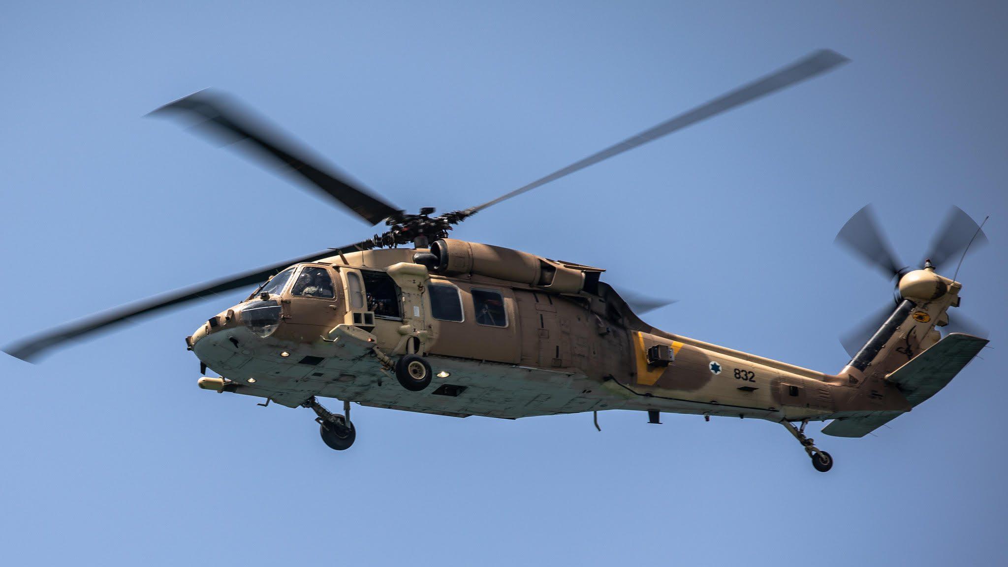 2 מצנחים ממונעים טסו בשמי קיסריה ללא תיאום – מסוקי צה