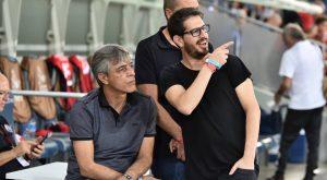 משה חוגג לשחקני בית״ר ירושלים: ״אתם דוגמא לשאר שחקני ליגת העל, כל הכבוד״