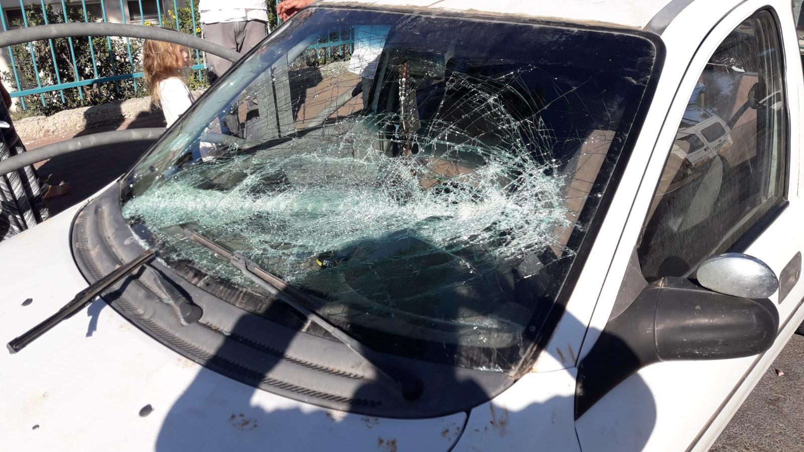 """ערבים תקפו ופצעו יהודים בכפר יפיע. המשטרה: """"תקיפה שהחלה בויכוח בין משתמשי הדרך"""""""