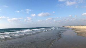 חופי עכו – רגע לפני כניסת השבת