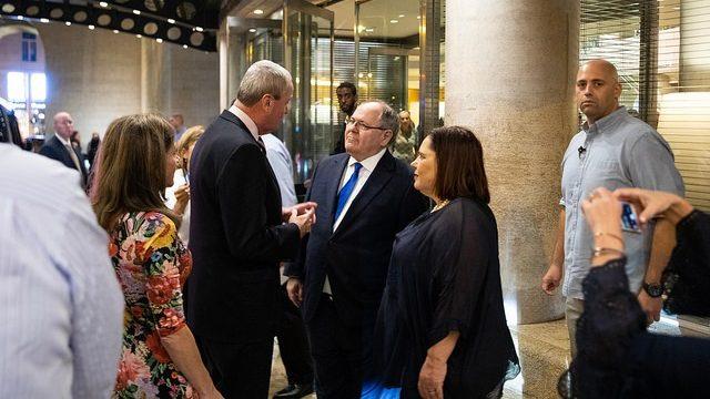 """מזכר הבנות משותף לקידום שת""""פ בחדשנות בין ישראל לניו ג'רזי נחתם בירושלים"""
