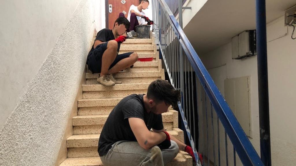 הסתיים בהצלחה: פרויקט שכנות טובה בבתים משותפים בקריית טבעון