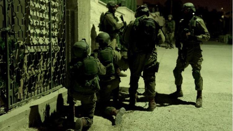 8 פעילי טרור נעצרו בפעילות כוחותינו ביהודה ושומרון