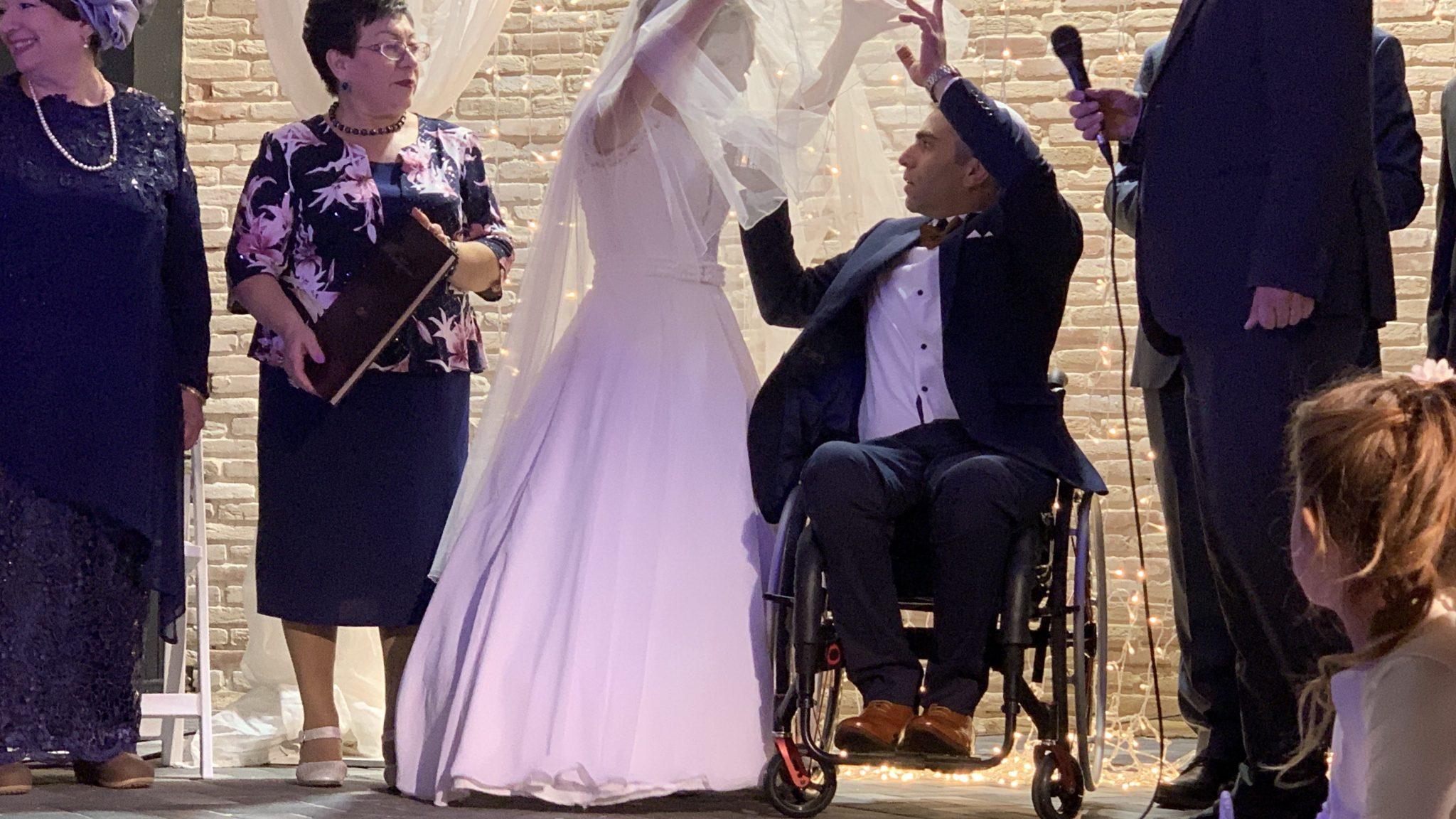 החתונה הכי מרגשת בישראל – רבים בכו ושמחו יחד (צפו בהתרגשות העצומה)