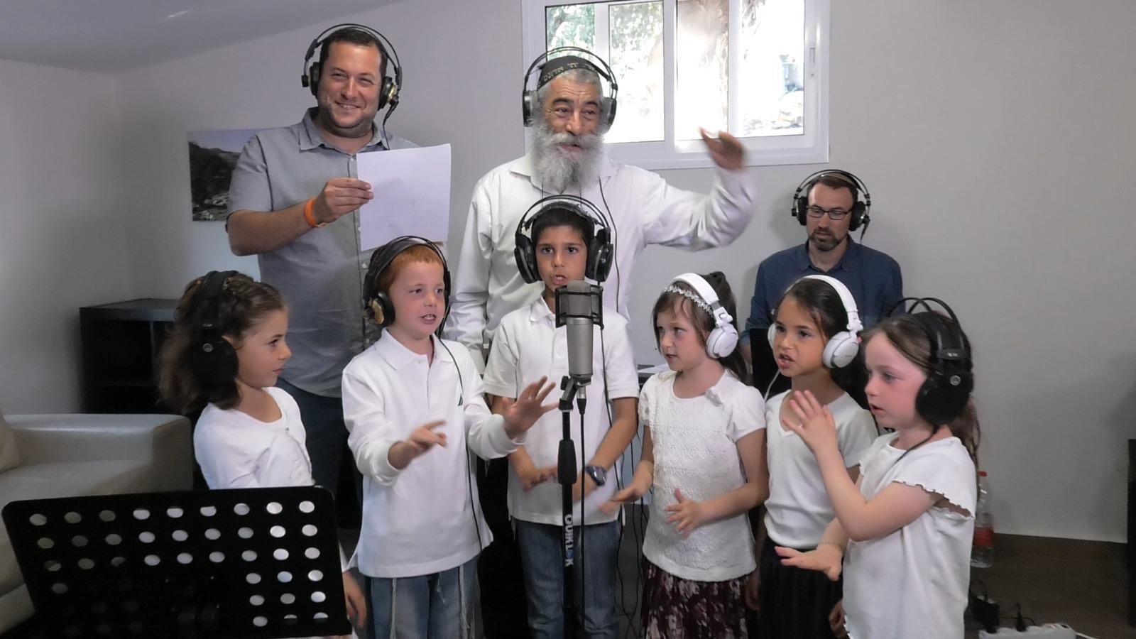"""שיר חדש לאריאל זילבר על השומרון: """"לעצור את החרם התרבותי השקט על השומרון"""""""