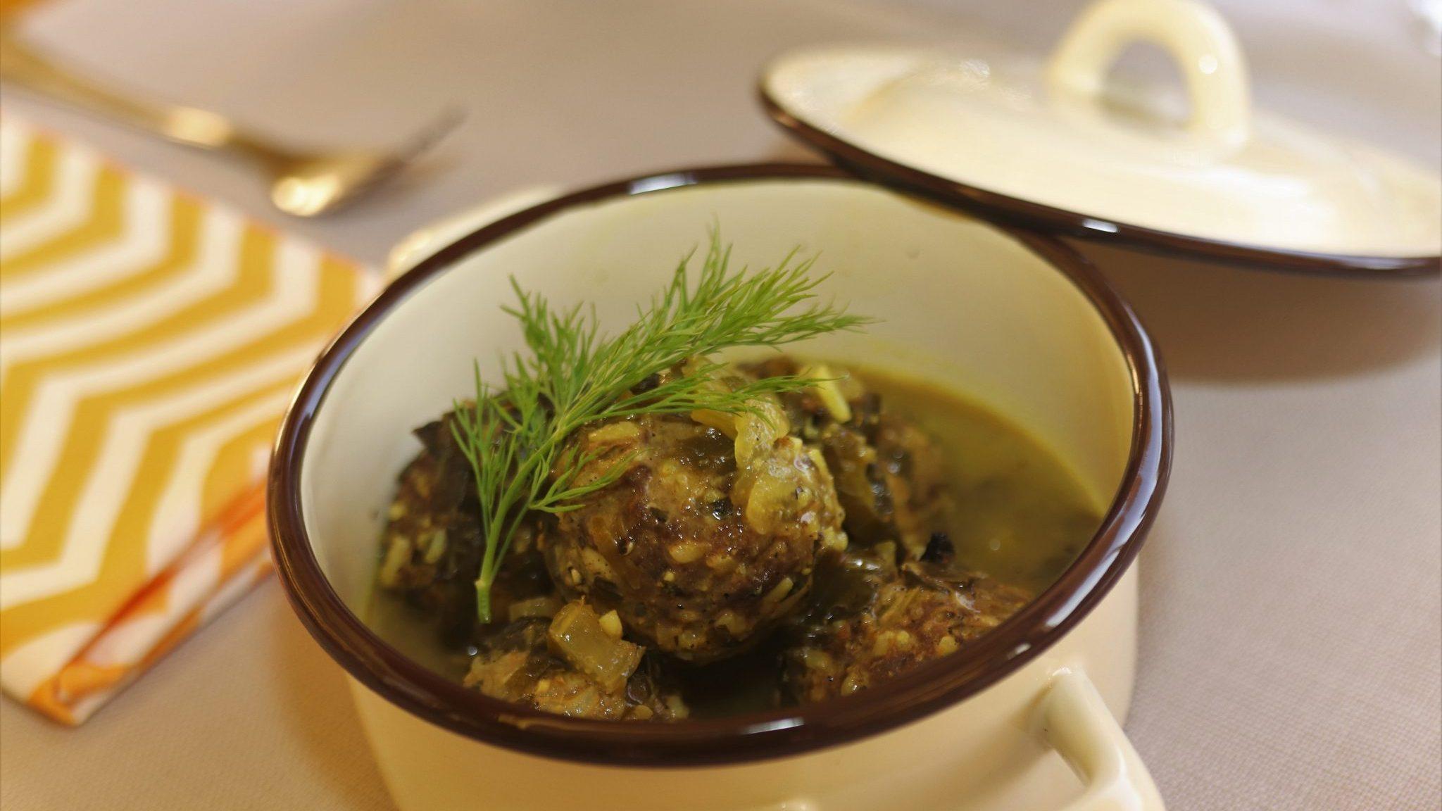 """המטבח הפרסי מגיע אל מסעדת מאפו הכשרה בת""""א"""