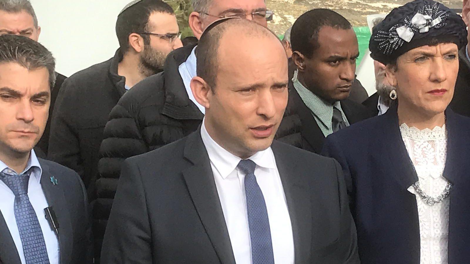 שר הביטחון בנט ימריא לביקור רשמי ראשון בארה״ב – ייפגש עם מקבילו האמריקאי בפנטגון