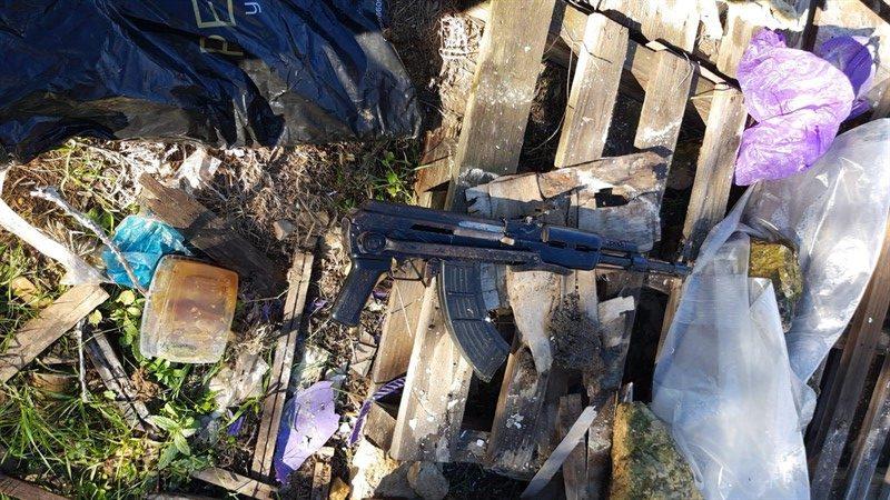 כוחותינו איתרו את הנשק שבאמצעותו ביצע המחבל את פיגוע הירי בצומת אסף