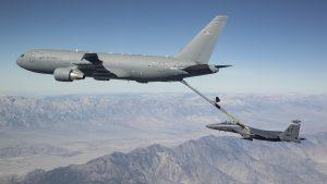 בואינג מודיעה על סיומו של סבב טיסות המבחן השני של מטוס התדלוק 46-KC