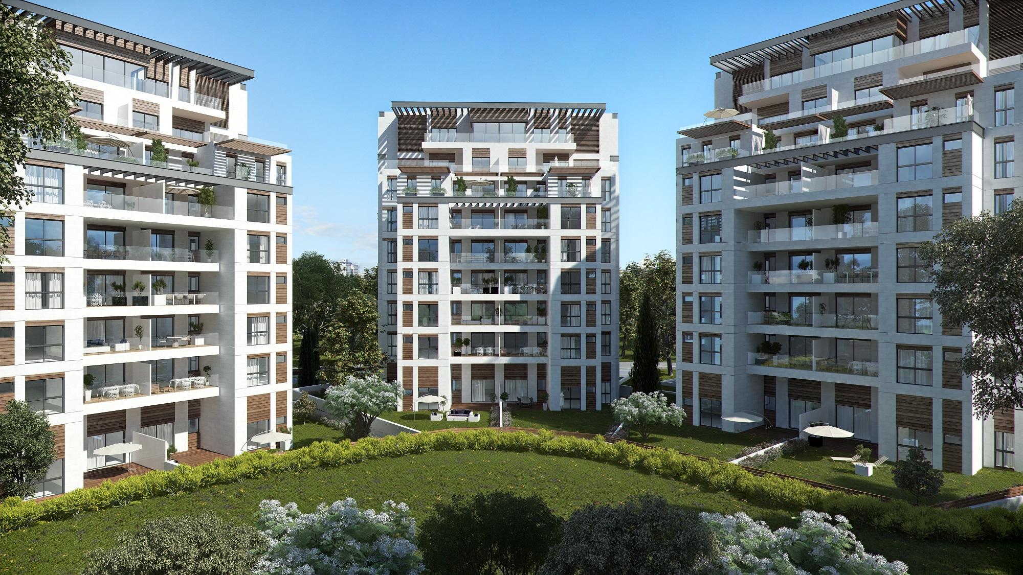 הצפון החדש בנס ציונה: 64 דירות נמכרו ב- 2018