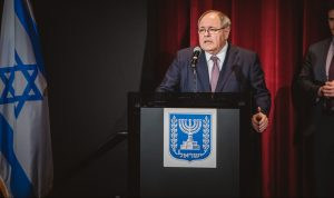 דני דיין: ״לאנטישמיות אין מקום בארה״ב. אסור להתרגל למציאות הנוכחית״