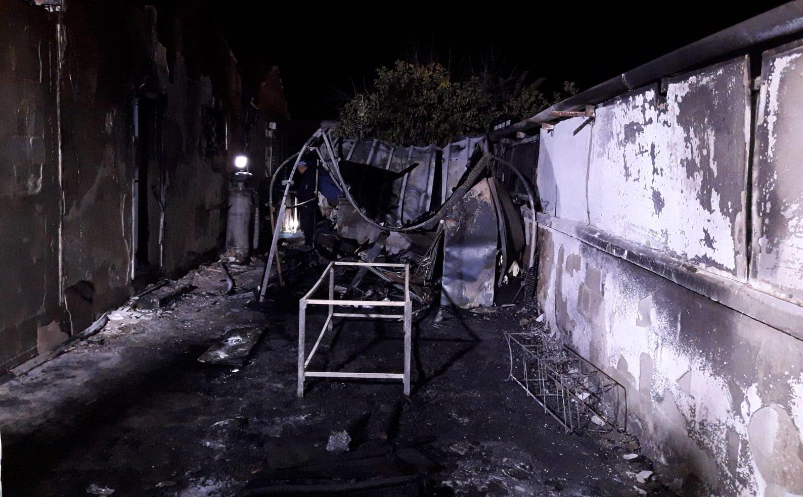 שריפה פרצה בדירה בירוחם – 3 ילדים נפגעו באורח קל