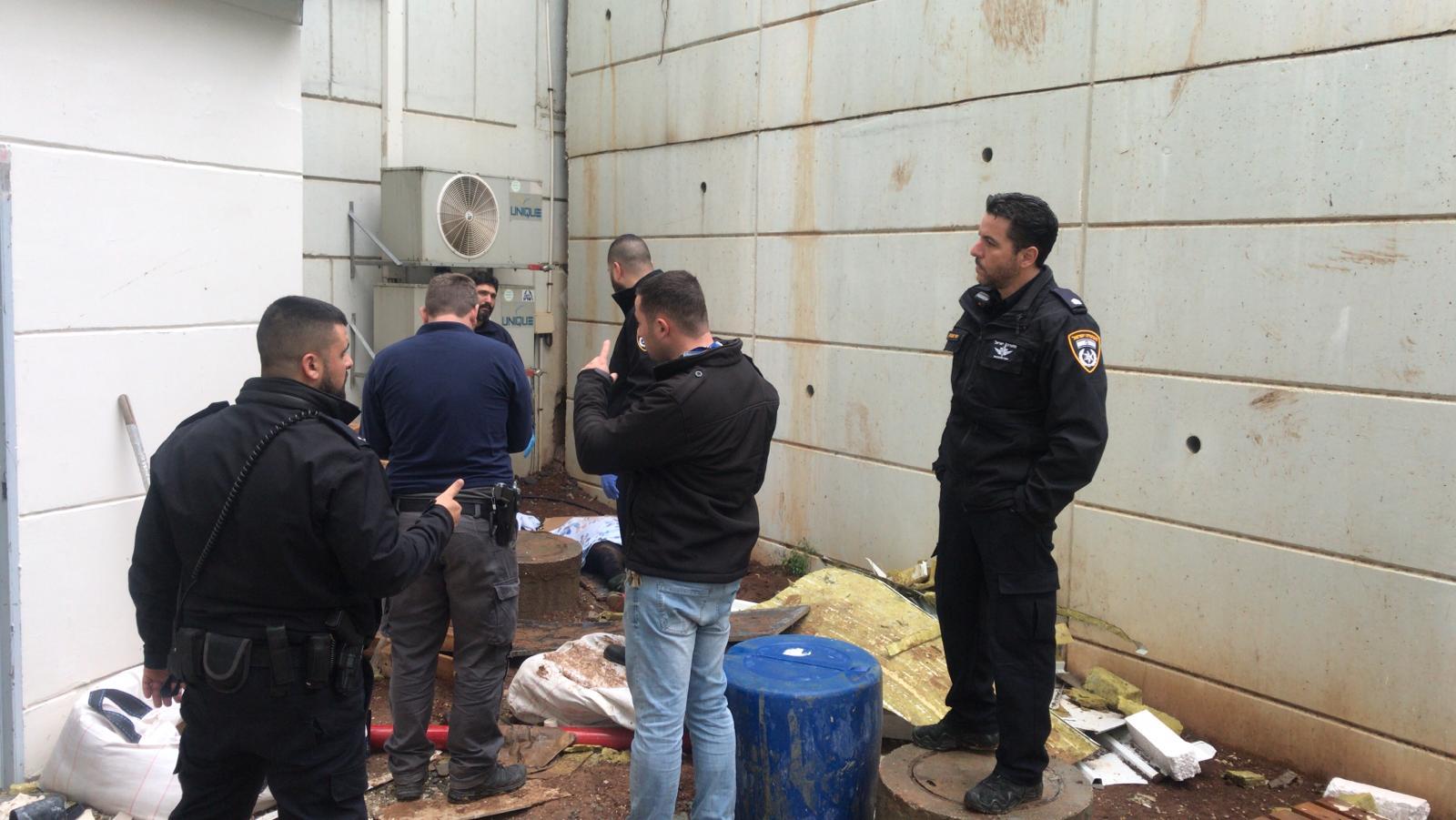גופת אשה נמצאה סמוך לבית החולים פוריה בטבריה