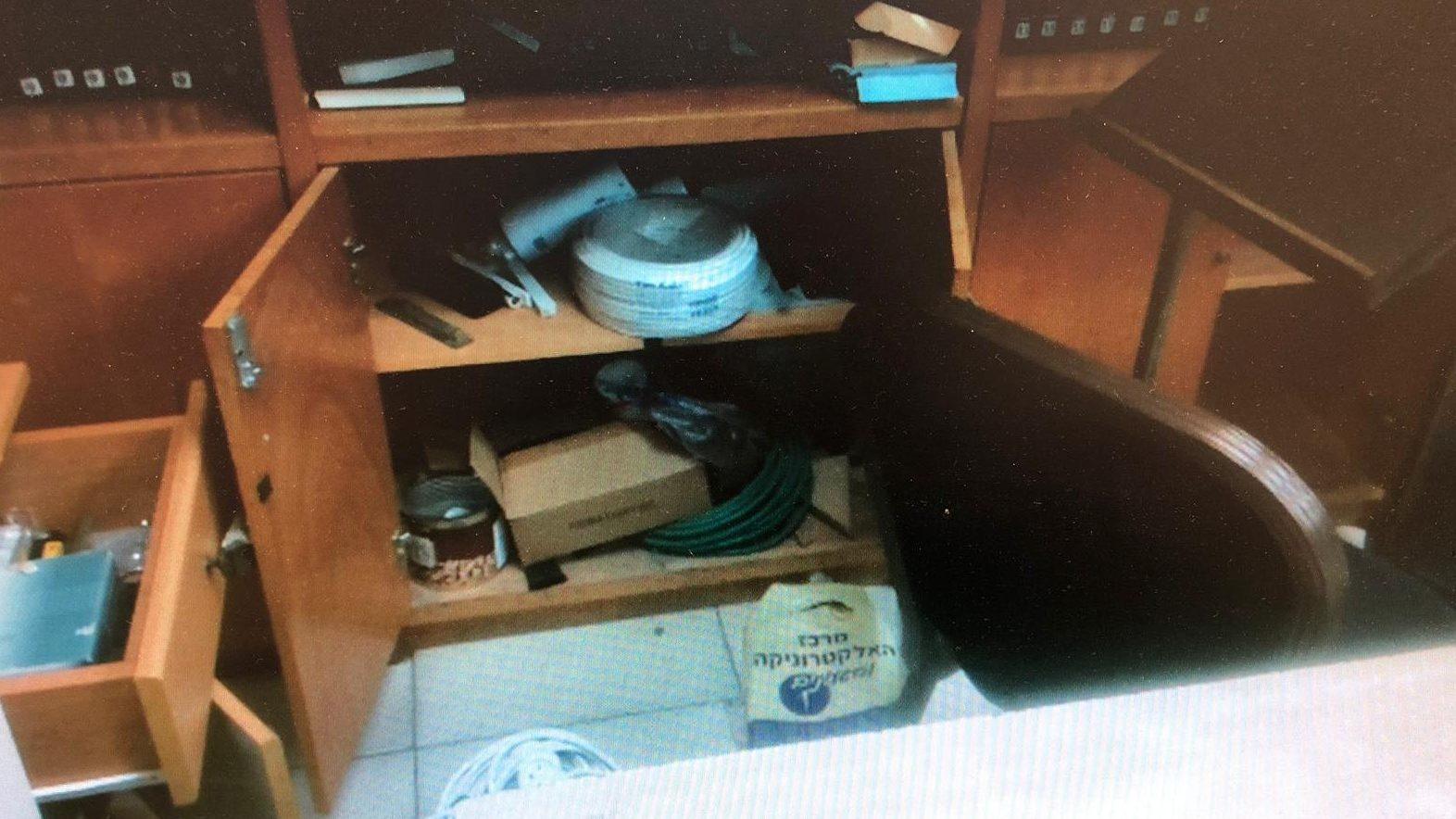 אלמונים פרצו לבית כנסת באשדוד, גנבו קופות צדקה וגרמו נזק במקום