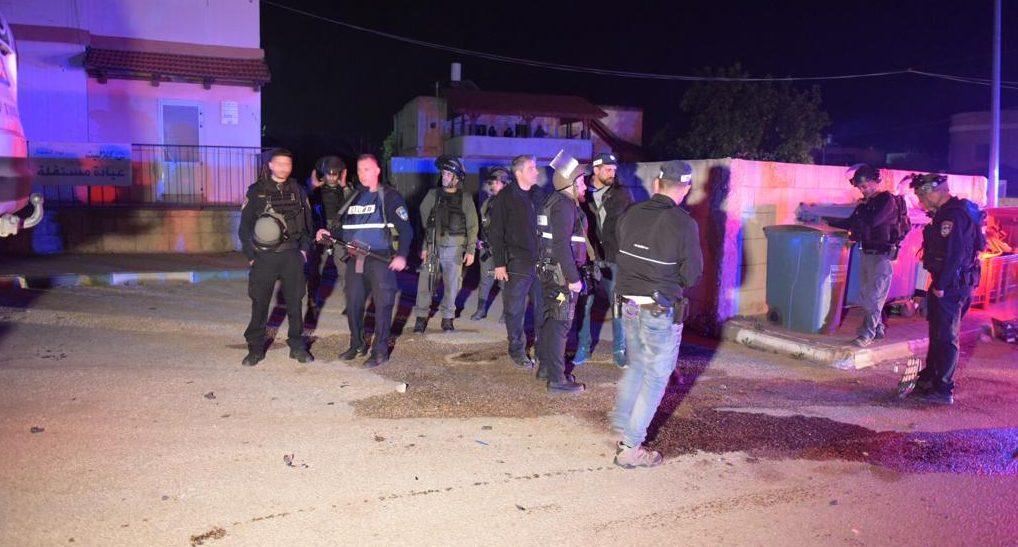 13 ערבים נעצרו במעורבות באירועים האלימים בטובא-זנגרייה