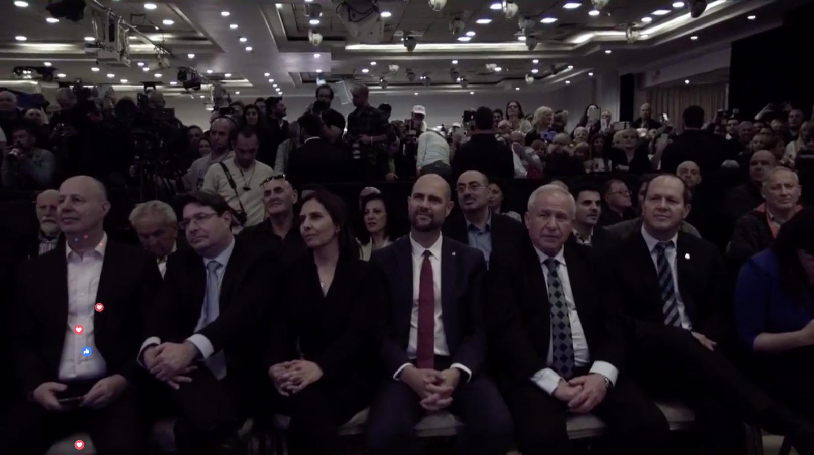 סופית: לא ייערכו פריימריז לרשימת הליכוד לכנסת