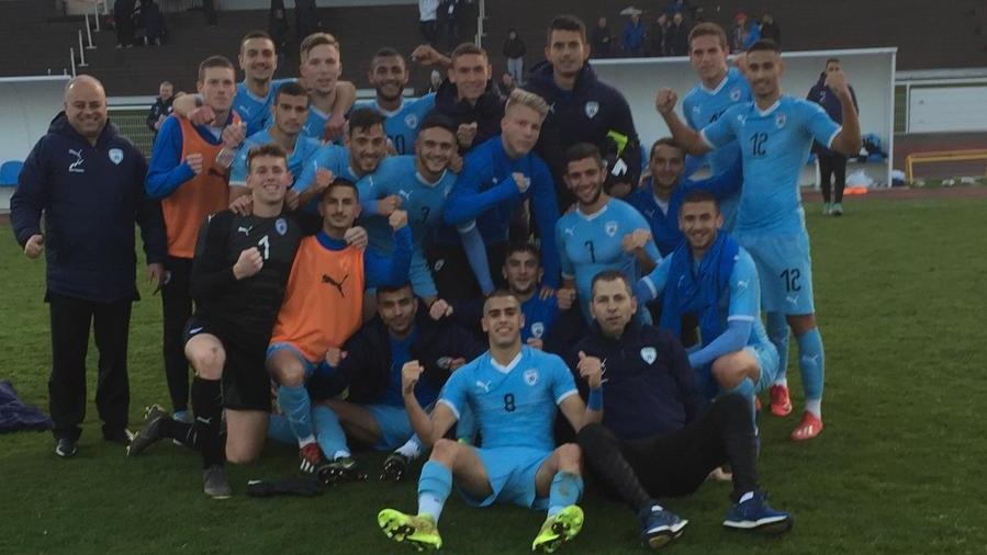 נבחרת הנוער גברה על פולין 0:1 – קארצב כבש את שער הניצחון
