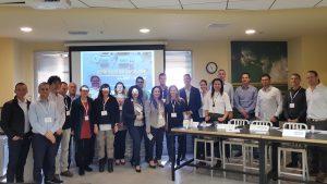 מפגש יזמים ומשקיעים ראשון לשנת 2019 נערך במשרדי EY בחיפה