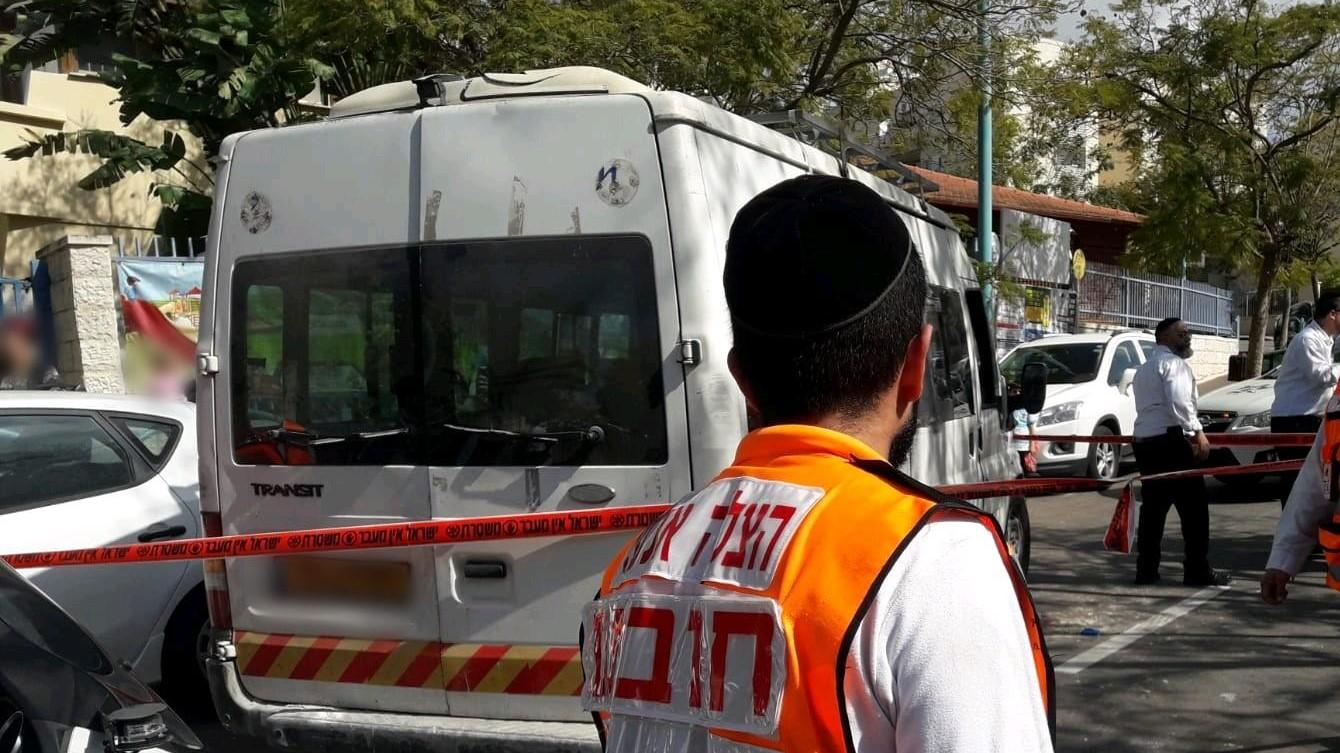 עצוב: נקבע מותה של בת ה-5 שנפגעה מרכב באלעד