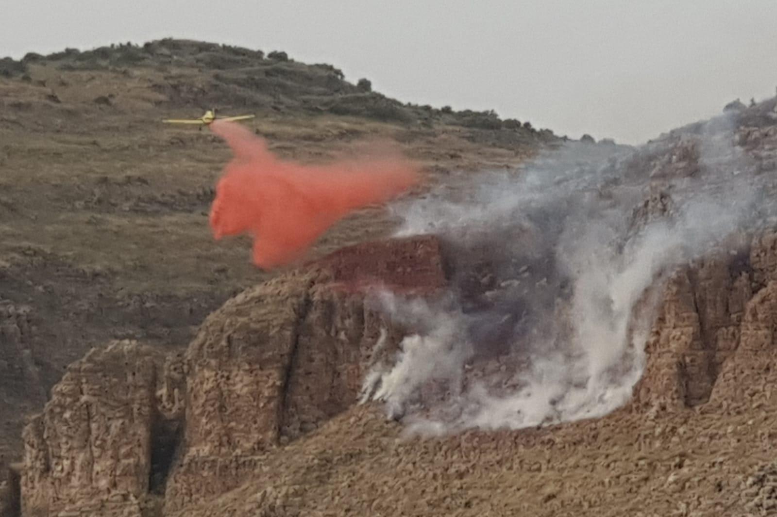 בשירותי הכיבוי מזהירים: ״החל מראשון – מזג אויר חריג וסכנה מוחשית לפרוץ שריפות״