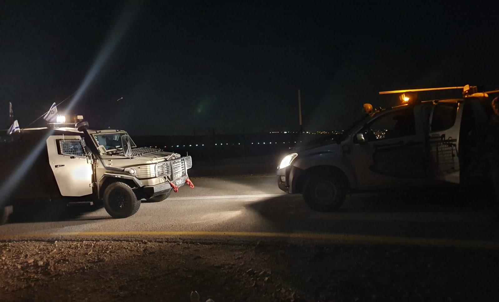 שלושה מסתננים ניסו לחדור מלבנון לארץ ונעצרו