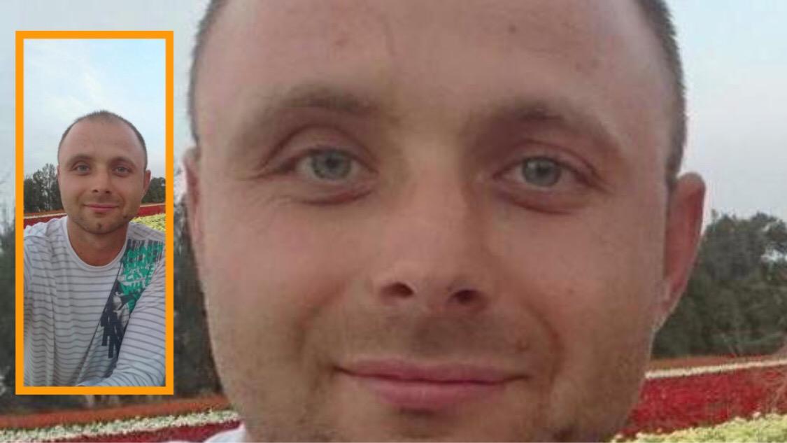 סרגיי סמיונוב בן ה-33 הוא ההרוג הרביעי באסון קריסת המנוף ביבנה