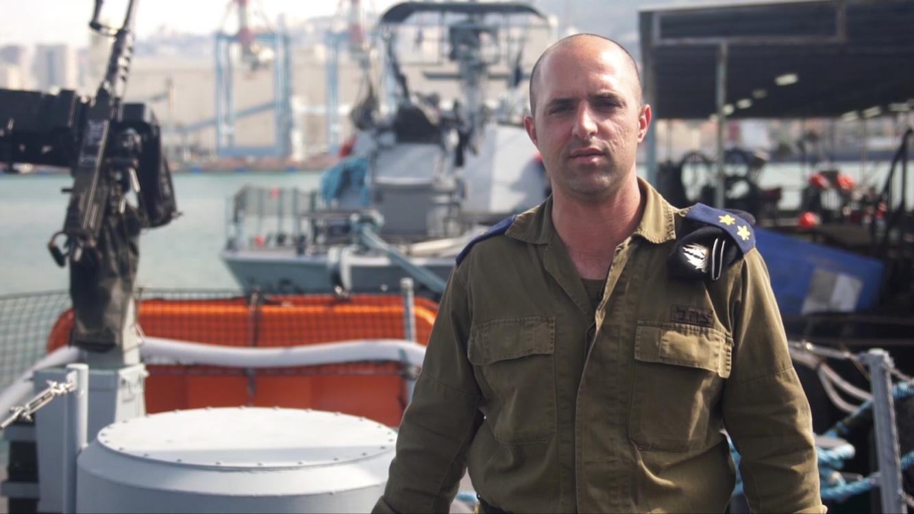 מפקד פלגת 914: ״זרוע הים תמשיך להגן על הגבולות הימיים של מדינת ישראל״