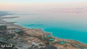 יופיה של ארצנו: ים המלח ממעוף הרחפן