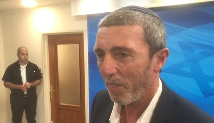 הרב רפי פרץ הצטרף לממשלה וישמש השר לענייני ירושלים