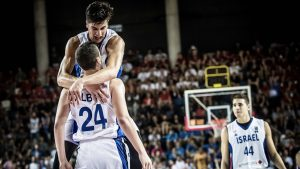 היסטוריה: נבחרת העתודה של ישראל זכתה באליפות אירופה שנייה ברציפות