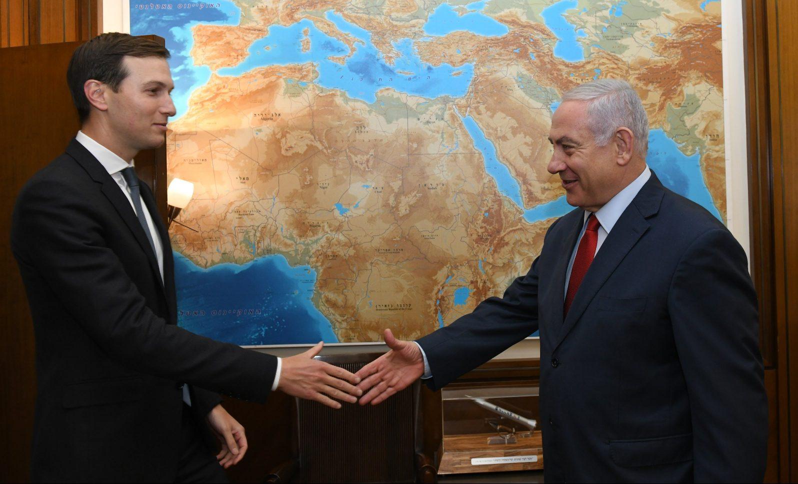 קושנר: ״לא חושב שישראל תספח שטחים כבר בשבוע הבא״