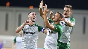 גביע הטוטו: מכבי חיפה גברה על מכבי נתניה 1:2 משער ניצחון של מאיר בדקה ה-94