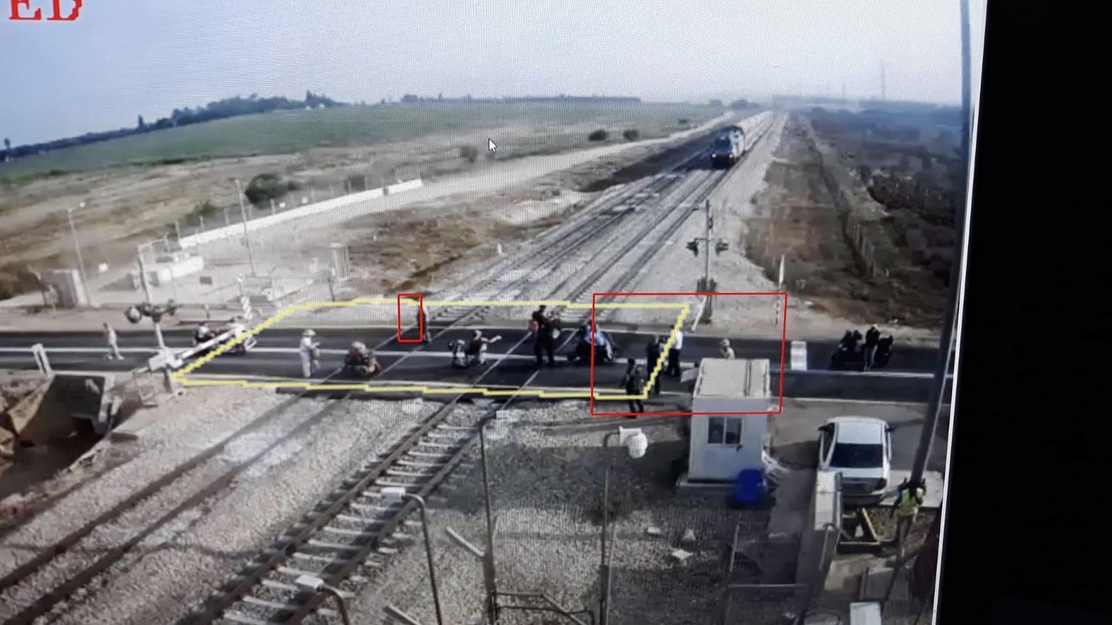 תנועת הרכבות שבה לסדרה לאחר השיבושים בגין מחאת הנכים