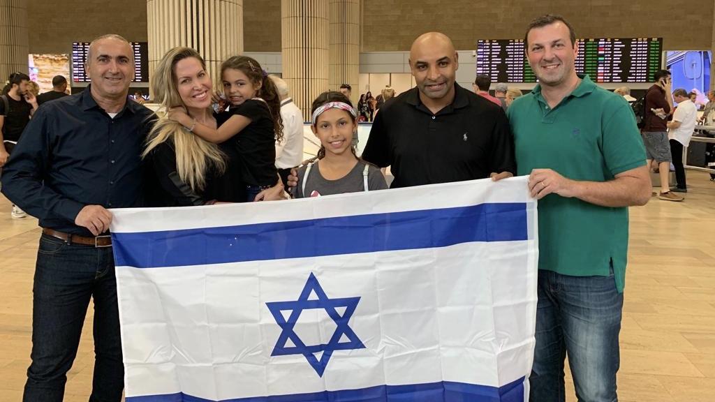 אמרסון הברזילאי נחת בישראל לקראת פתיחת אירועי משחק השלום בין ישראל לברזיל