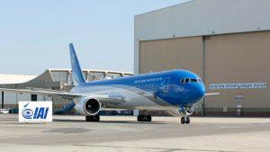 התעשייה האווירית מציגה: מטוס ראשי הממשלה