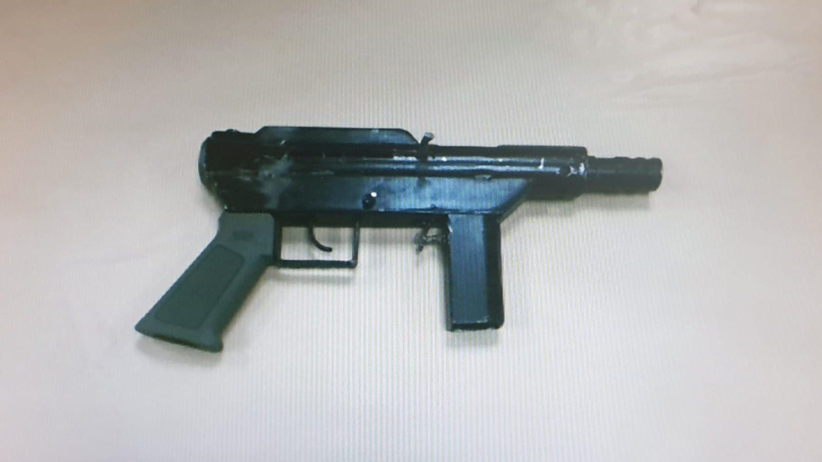 הפשיעה בחברה הערבית: נשק נתפס בבאקה אל גרביה