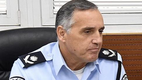 ראש אגף החקירות ניצב גדי סיסו פורש מהמשטרה