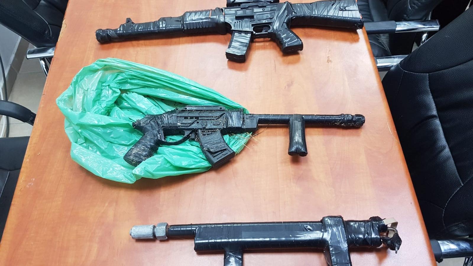 שני קטינים וארבעה בגירים מבית פאג'ר נעצרו בחשד למעורבות בפעולות טרור והחזקת אמל