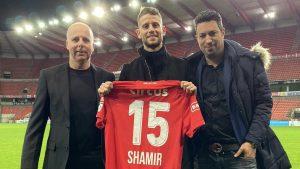 רשמית: הקשר עדן שמיר חתם בסטנדרד ליאז' הבלגית, ירוויח כ-250,000 יורו לעונה