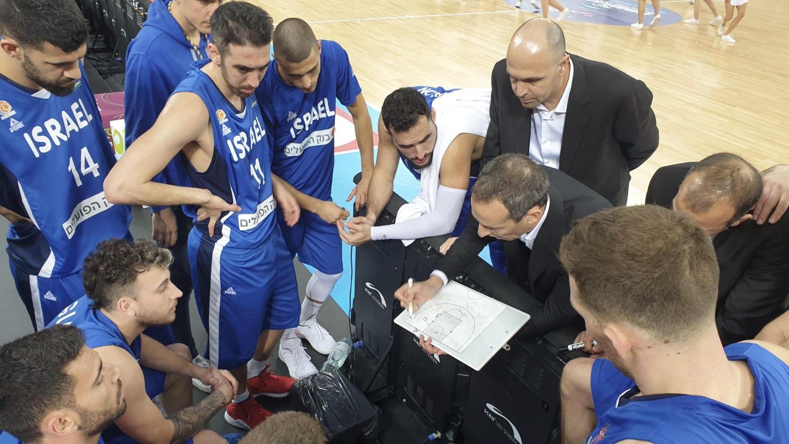 מוקדמות אליפות אירופה: ישראל גברה 71:75 בחוץ על פולין