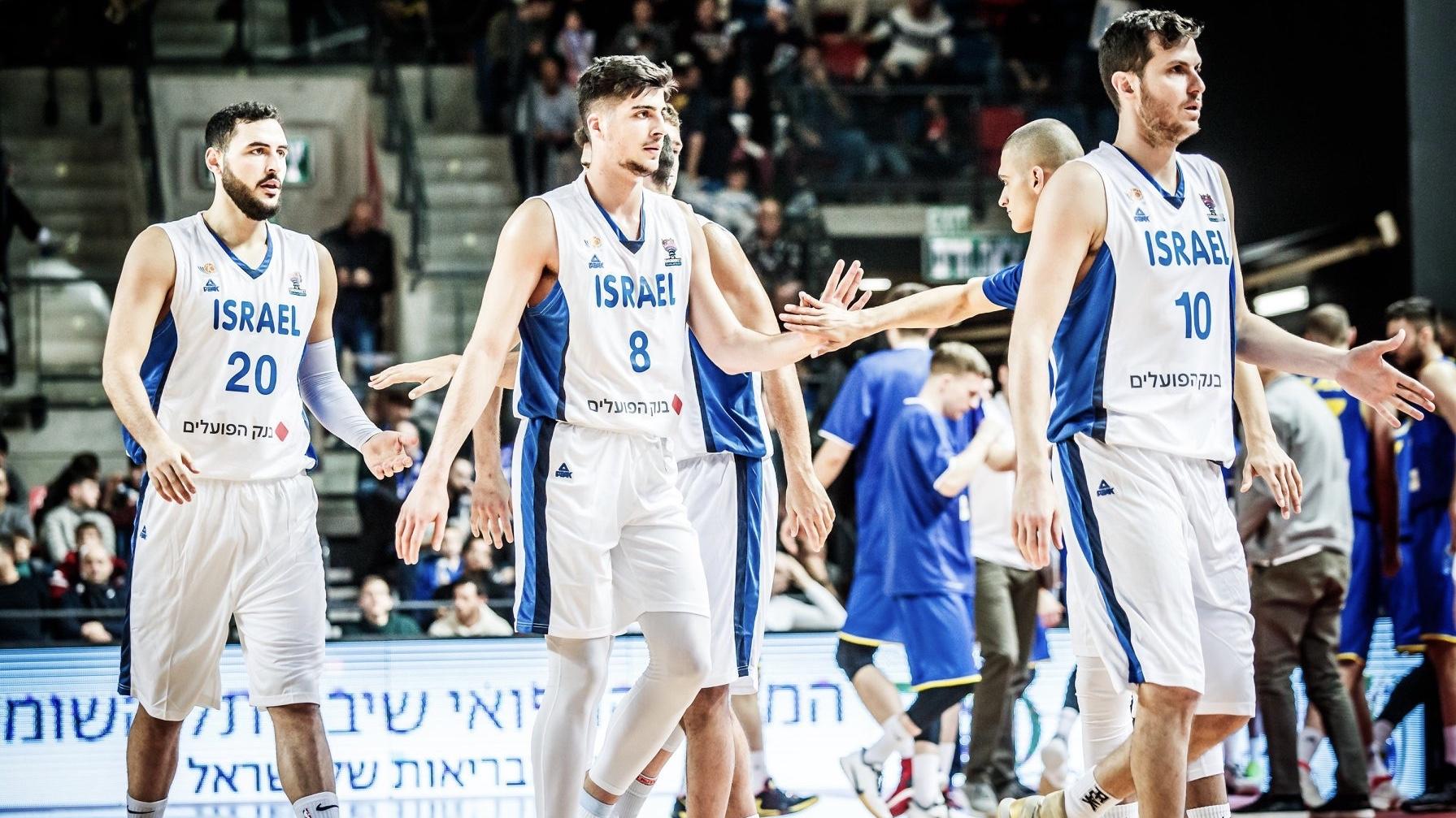 מוקדמות אליפות אירופה: נבחרת ישראל הביסה את רומניה 63:87 – התבססה במקום הראשון בבית