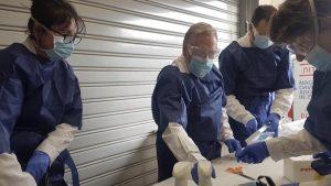 15 מטופלים במתחם שיקומי מחוץ לבית החולים מאיר אובחנו כחולים בקורונה
